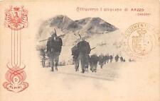 3453) IL 7 REGGIMENTO ALPINI SULL'ALTIPIANO DI RAZZO (CADORE, BELLUNO).