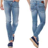 Pepe Herren Skinny Fit Stretch Jeans Hose | Hatch F70 | W30