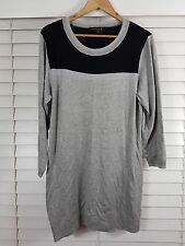 MAGGIE T sz 14 - 16 (or 0 ) womens knit jumper / top [#3065]