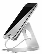 Universal iPhone Samsung Phone Stand Dock Cradle Dock Holder Anti Slip Rubber