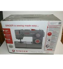 SINGER   Heavy Duty 4452 Sewing Machine with 32 Built-In Stitches w/ Accessories