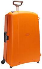 "Samsonite Luggage F'Lite GT 31"" Spinner 4 Wheeled Upright Suitcase - Orange"