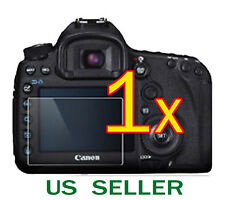 1x Canon EOS 760D Rebel T6s Camera Clear LCD Screen Protector Guard Shield Film