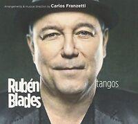 NEW (SEALED) CD: Tangos: RUBEN BLADES: 11 TRACK PROMO
