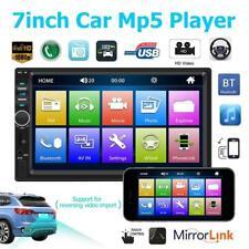 7018B HD Car Radio 7 Inch Dash Audio MP5 Player 1080P Rear View (No Camera) H1