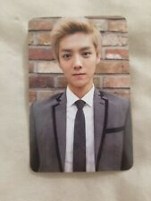 Official Luhan Photocard from EXO Growl Repackage Album 1 of 2