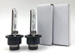 2x New OEM 10-16 Cadillac SRX HID Xenon Philips D2S Headlight Headlamp Bulb