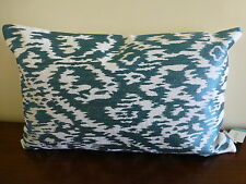 Tilda Petrol Rectangular Cushion Cover