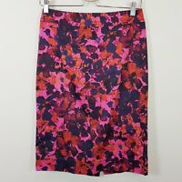 [ SPORTSCRAFT ] Womens Floral Print Pencil Skirt | Size AU 6