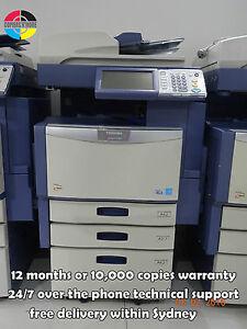 Toshiba e-STUDIO 3540c Multifunction Printer 1 Yr Or 10k Warranty In Sydney