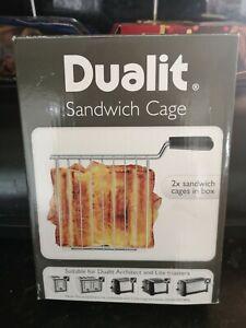 Dualit Sandwich Cages x2