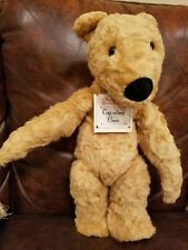 """Charleen Kinser Tag-a-Long Louie Bear Blonde 18"""" American Designer Collection"""