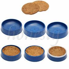 Blue Pigeon Supplies Plastic Dehumidification Bird Egg Basin Nest Bowl Grass Mat