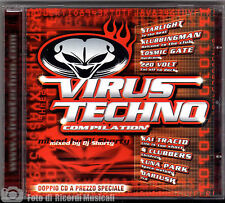 VIRUS TECHNO COMPILATION By DJ SHORTY 2 CD
