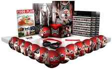 NEW TapouT XT TV Special XT and Leg Bands/Diet Plan/Workout Chart 1 12 DVDs