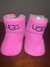 Baby/Infant UGG 'Jesse' Boots - Pink - Size 0/1 (0-6 Months)
