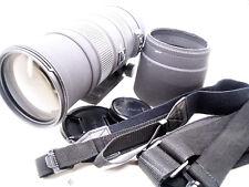 150-500mm Super Teleobjektiv Zoomobjektiv mit Bildstabilisator für Canon EF EOS