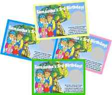 BERENSTAIN BEARS SCRATCH OFF OFFS PARTY GAME GAMES CARDS BIRTHDAY FAVORS