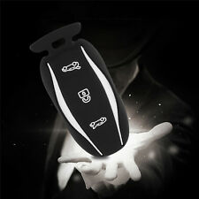 Silicone Car Key FOB Case Holder Cover Skin Remote For Tesla Model S X P70 P85D