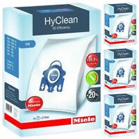 MIELE Genuine Vacuum Cleaner Dust Bag GN Hyclean S5210 S5211 S5261 TT5000 4 Box