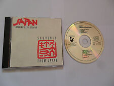 JAPAN - Souvenir From Japan (CD 1989) WEST GERMANY Pressing