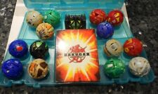Bakugan Gundalian Collection 15 Brawlers + 24 Cards + Case (B)