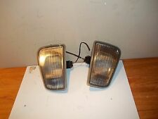 05 06 07 08 09 10 11 Cadillac Seville STS Back Up Reverse Lights Lamps Set