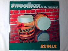 "SWEETBOX feat. TEMPEST Booyah remix 12"" ITALY"