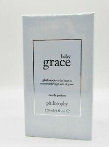 Philosophy Baby Grace Eau de Parfum Huge 4 Oz Spray Factory Sealed Box
