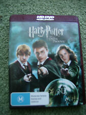 Harry Potter and the Order of the Phoenix HD DVD