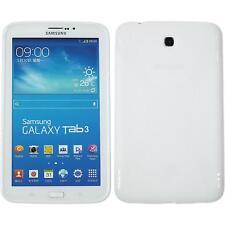 Funda de silicona Samsung Galaxy Tab 3 7.0 X-Style blanco