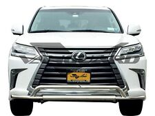 VANGUARD 13-17 LEXUS LX570 FRONT BUMPER PROTECTOR GUARD BULL BAR LOW S/S