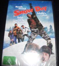 Snow Day (Chevy Chase Chris Elliott) (Australia Region 4) DVD – New