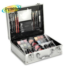 Professional Beauty Box Cosmetic Colour Case Make Up Vanity Xmas Gift Set 49pcs