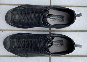 Scarpa Mojito Leather Schwarz Schuhe Gr. 44,5 / 10