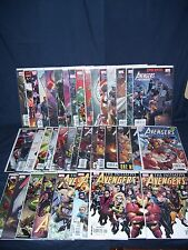 Avengers The Initiative Complete Set #1 - #35 NM Marvel Plus Extra 39 Issues
