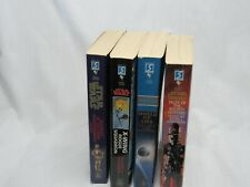 Lot (16) Star Wars Series Science Fiction Softback Books