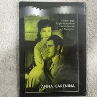 ANNA KARENINA VVIEN LEIGH RALPH RICHARDSON KIERON MOORE DVD NUEVO NEW PRECINTADO