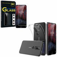 Accessoires Coque Etui Gel Ultraslim Silicone Ultra Fine Seri Nokia