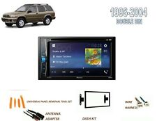 Fits 1996-2004 NISSAN PATHFINDER, SE CAR STEREO KIT, DVD TOUCHSCREEN BLUETOOTH