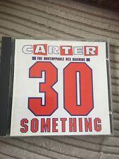 CARTER USM - 30 SOMETHING - CD ALBUM - ANYTIME ANYPLACE ANYWHERE +