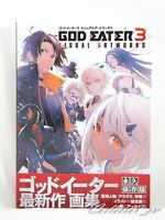 3 - 7 Days | God Eater 3 Visual Artworks from JP