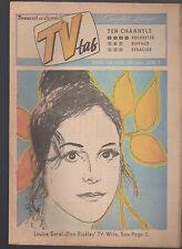 Democrat & Chronicle TV Tab March 26 1972 Louise Sorel