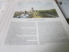 Archivio Amburgo 1 immagine città 1020 Winser o doventor per 1587 Peter Suhr
