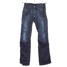 #8598F G-STAR Jeans Hose 5763 ELWOOD CUSTOM STRAIGHT darkstone used 29/34