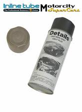 1950-70 GM CAST IRON EXHAUST MANIFOLD HEADER CAST GRAY HIGH TEMP SPRAY PAINT OEM