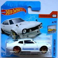 HOT WHEELS CUSTOM FORD MAVERICK - FACTORY FRESH Mattel [W11]