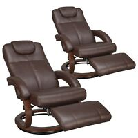 """RecPro Charles 28"""" RV Euro Chair Recliner 