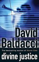 Divine Justice: 4 (Camel Club), Baldacci, David, Very Good Book