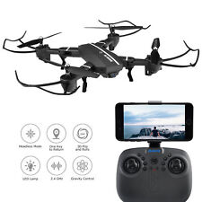 Mini Drone RC HD Camera 2.4G 4CH 6-Axis Gyro Quadcopter Helicopter Explorers RTF